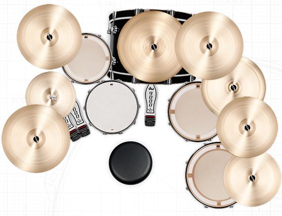 TC Drums
