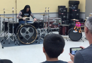 Drum Tuning And Maintenance Workshop (3/5/16)